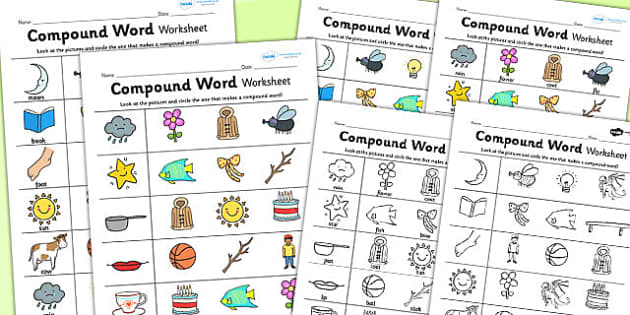 Expression Worksheets 6th Grade Word Compound Word Worksheet  Compound Literacy English Worksheet Algebra 1a Worksheets Pdf with Preschool Worksheets Printables Free Pdf  Pro And Con Worksheet Usmc Pdf