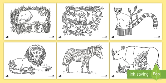twinkl coloring book pages - photo#6
