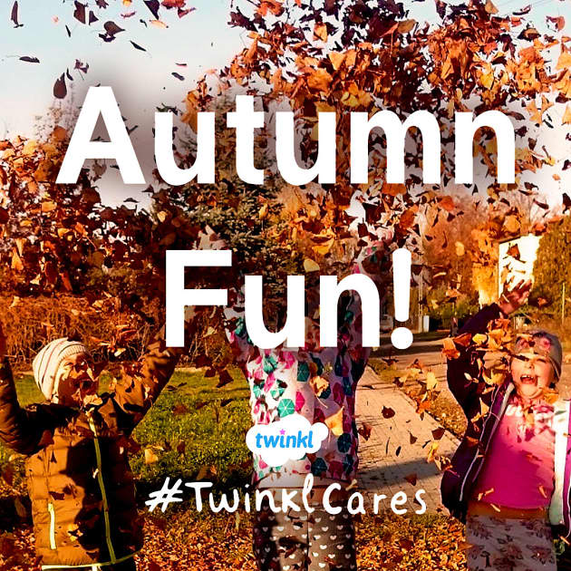 Half Term Autumn Fun!