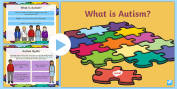 What is Autism? PowerPoint