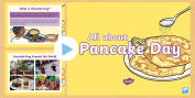 All About Pancake Day PowerPoint