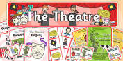 The Theatre Role Play Pack