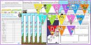Top 10 World Book Day Resource Pack