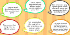 2014 Curriculum Year 3 Assessment I Can Speech Bubbles