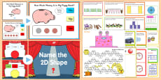 Top KS1 Maths Games Resource Pack