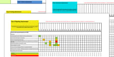 Y6 NC 2014 Interim Assessment Spreadsheet Reading, Writing, Maths, Science