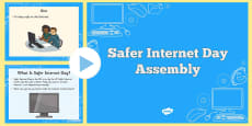 Safer Internet Day Assembly PowerPoint
