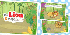 Australia - The Lion and the Mouse Story