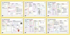 Year 5 Summer 2 Maths Activity Mats