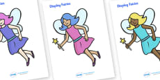 Fairy Display Posters