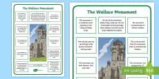 Wallace Monument Display Poster