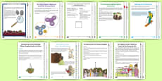 * NEW * LKS2 Mystery Maths Games Resource Pack
