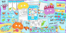 Resource Pack to Support Teaching on Sharing a Shell
