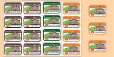 Dinosaur Museum Role Play Tickets