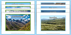 Biodiversity Ecosystems Photo Pack