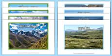 Biodiversity Ecosystems Photo Pack