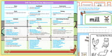EYFS The Little Red Hen Enhancement Ideas and Resources Pack