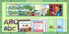 Display Pack to Support the Teaching on Accelerated Reader