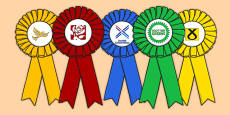 Scottish Elections 2016 Rosette Templates