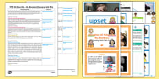 EYFS Ourselves All About Me My Emotions Discovery Sack Plan and Resource Pack