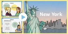 New York Information PowerPoint