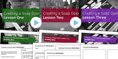 Soap Opera Resource Pack 3: Creating a Soap Opera Lesson Pack