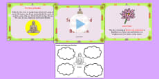 Buddhism Information PowerPoint and Mindmap Pack
