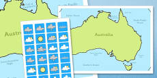 Australia Weather Forecasting Role-Play Pack