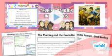 PlanIt - Art LKS2 - British Art Lesson 1: Telling Stories in Pictures Lesson Pack