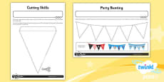 PlanIt - D&T KS1 - Fabric Bunting Unit: Home Learning Tasks