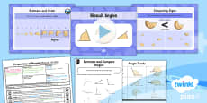 PlanIt Y5 Properties of Shapes Lesson Pack Estimate and Compare Angles
