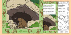 Rock-a-Bye Brown Bear Song