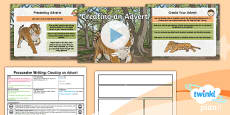 PlanIt Y6 Animals: The Tyger Lesson Pack Persuasive Writing 4