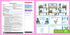 EYFS Journey Through the Toy Cupboard Adult Input Plan and Resource Pack