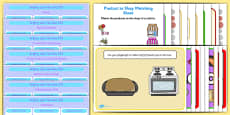 EYFS Shopping Lesson Plan and Enhancement Ideas
