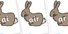 Phase 3 Phonemes on Rabbit
