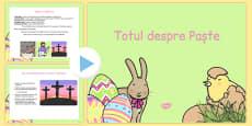 Totul despre Paște - Prezentare PowerPoint