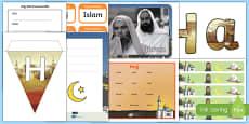 Hajj Resource Pack