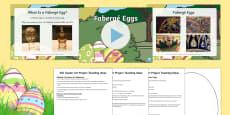 KS1 Easter Art Lesson Pack