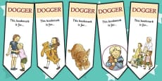Editable Bookmarks to Support Teaching on Dogger