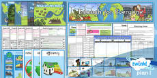 PlanIt - Geography Year 5 - Enough for Everyone Unit Pack