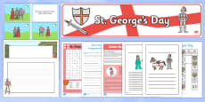 Top 10 St George's Day Pack
