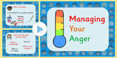 Managing Anger and Conflict PowerPoint