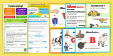 UKS2 English Display Pack