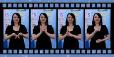 10 Nativity Signs in British Sign Language (BSL) Video Clip
