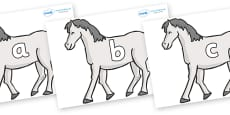 Phase 2 Phonemes on Horses