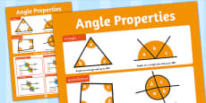 Large Angles Properties Poster