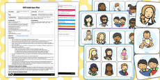 Family Game EYFS Adult Input Plan and Resource Pack