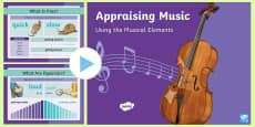Musical Elements PowerPoint