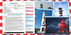 Making Lighthouses EYFS Adult Input Plan and Resource Pack
